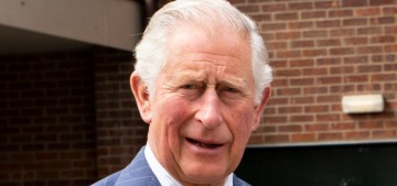Prince Charles stops by the 'Bond 25′ set, hangs out with Daniel Craig