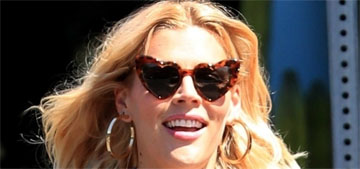 Busy Philipps: I thought that because I didn't play sports I wasn't an athletic person
