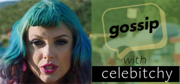 'Gossip with Celebitchy' podcast #21: Was Taylor Swift sending a message she's bi? (update)
