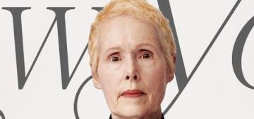 Writer & advice columnist E. Jean Carroll accuses Donald Trump of rape