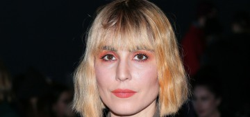 Noomi Rapace: 'London is an intelligent city. I feel way more at home here'