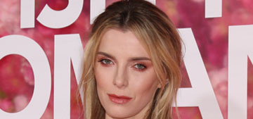 Betty Gilpin had involuntary muscle spasms for six days, which were cured by a witch