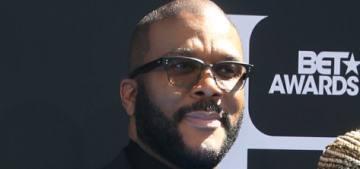Tyler Perry built his Atlanta studio on a former Confederate Army base