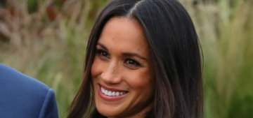 Did the Duchess of Sussex change her engagement ring's setting?