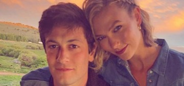 Karlie Kloss & Joshua Kushner had a second western-themed wedding in Wyoming