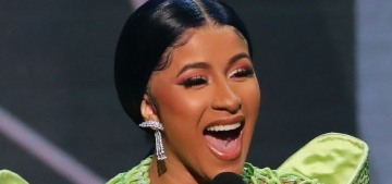 Cardi B on the multiple charges she's facing: 'I ain't going to jail, I got a daughter'