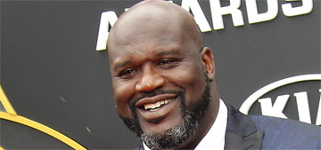 Shaquille O'Neal's mom told him to stop posting about how rich he was