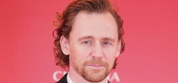 Tom Hiddleston: 'The day you stop getting nervous is the day you should stop'