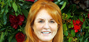 Sarah Ferguson becomes a patron of an allergy foundation, opens up about her uncle's death