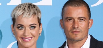 Katy Perry & Orlando Bloom will have a 'smaller, intimate' wedding later this year