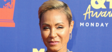 Jada Pinkett Smith covers People, talks tough times with Will