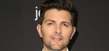 Adam Scott got into a Twitter feud with Confederate turtle Mitch McConnell