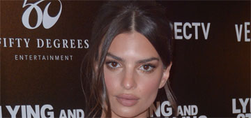 Emily Ratajkowski: The comments I get on Instagram are insane they criticize everything