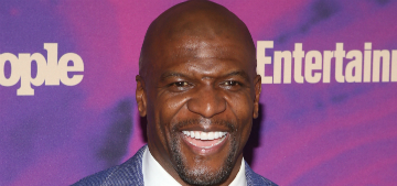 Terry Crews: 'Every man at some time in his life is either a fool, a victim or a king'