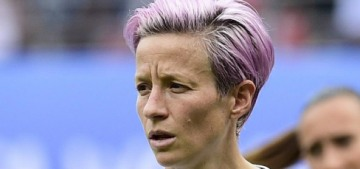 Megan Rapinoe: 'I stand by the comments I made' about not going to the White House