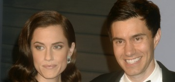 Allison Williams & Ricky Van Veen have split after four years of marriage