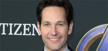 Paul Rudd joins new Ghostbusters movie with some of the original stars