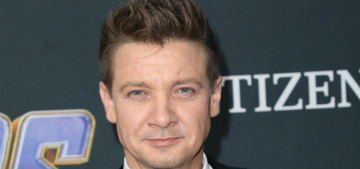 Jeremy Renner releases a new single called 'Heaven Don't Have a Name'
