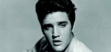 Which young Hollywood guy will get cast as Elvis in Baz Luhrmann's bio-pic?