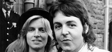 Paul McCartney opens up about losing his wife Linda: 'I cried for about a year'