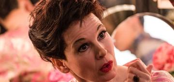 Renee Zellweger is really singing Judy Garland's songs in the 'Judy' trailer