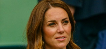 Duchess Kate 'consciously worked on' getting a 'younger & more modern' look