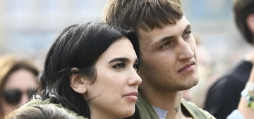 Dua Lipa & Anwar Hadid really want us to know about their relationship