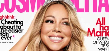 Mariah Carey: 'I've only been with five people in my life, so I'm kind of a prude'