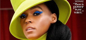 Janelle Monae: 'I don't want your attention. I'm exercising my freedom'