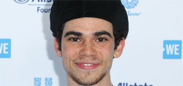 Cameron Boyce's parents issue a touching statement about losing him