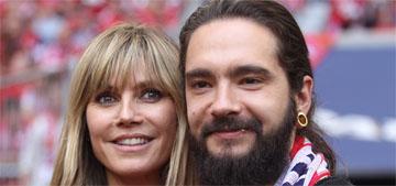 Heidi Klum secretly married her 29 year-old boyfriend, Tom Kaulitz, in February