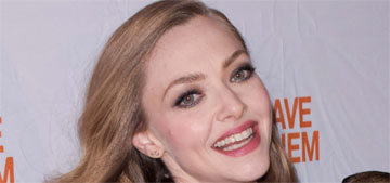 Amanda Seyfried apologizes to influencer she criticized for her 'bounce-back' body