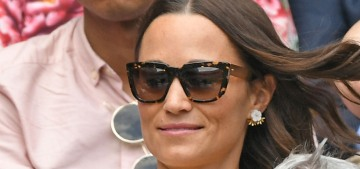 Pippa Middleton wears a £160 Ganni dress to Wimbledon: love it or hate it?