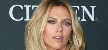 Scarlett Johansson: 'I should be allowed to play any person, or any tree, or any animal'