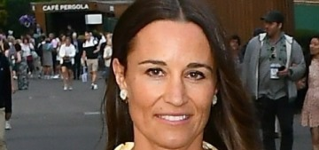 Pippa Middleton lost her job writing Pippa Tips for Waitrose Weekend magazine