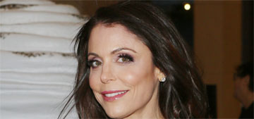 Bethenny Frankel won't give her boyfriend's age: 'He's 12 and I'm going to jail'