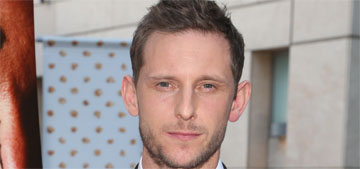 Jamie Bell drank two pints of Ben & Jerry's daily to gain weight for a role