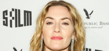 Kate Winslet would have been 'upset & disgusted if I had come from wealth'