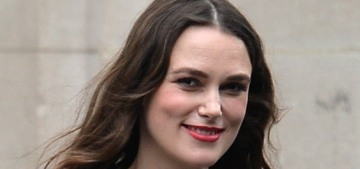 Keira Knightley respects natural aging until she finds her own grey hairs