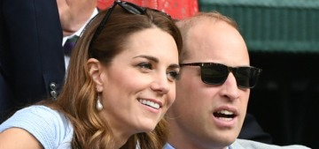 The Duke & Duchess of Cambridge are officially on their summer vacation now