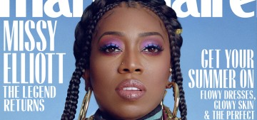 Missy Elliott on God: I 'felt like he had his hands on me from a child'