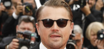 Leo DiCaprio has 'no comment' about whether Jack could've fit on the door
