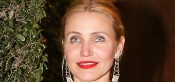 Cameron Diaz is 'very happy being away from acting,' cooking is her 'passion'