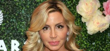 Camille Grammer on her $30 million divorce settlement: 'I worked hard'