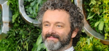 Michael Sheen, 50, impregnated his 25-year-old girlfriend of four months
