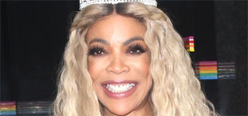 Wendy Williams gets lymphedema treatment for 45 minutes a day