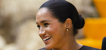 The Duke & Duchess of Sussex have named their new charitable foundation