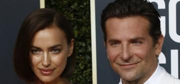 Bradley Cooper & Irina Shayk worked out a 50/50 custody split for Lea