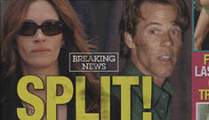 Julia Roberts & her husband didn't break up, he went on vacation w/ buddies