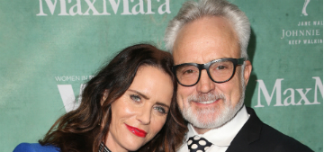 Bradley Whitford and Amy Landecker got married